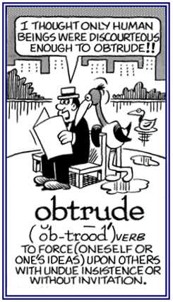 Obtrude phocabulary word photo word of the day to improve and obtrude stopboris Image collections